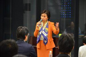 スマートエナジーフォーラム、20191118、佐藤ゆかり環境副大臣